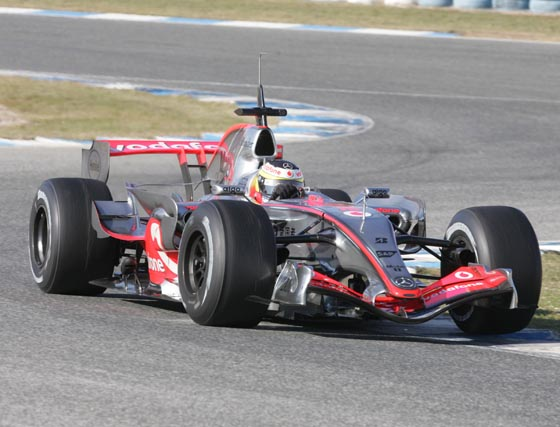 Fórmula 1 en Jerez