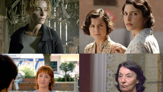 Candidatos a los Goya 2008