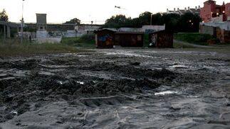 Vertidos de fuel en Algeciras