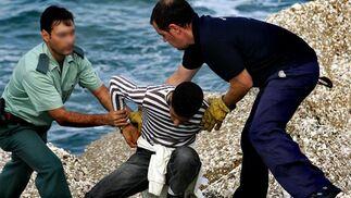 La tragedia de la inmigración