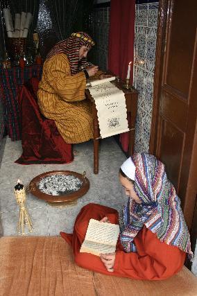 Belén viviente en Medina