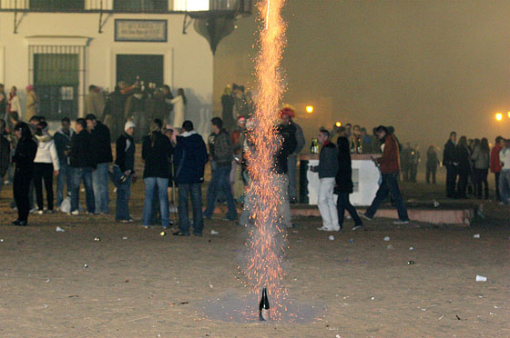 Fin de año en El Rocío 2008