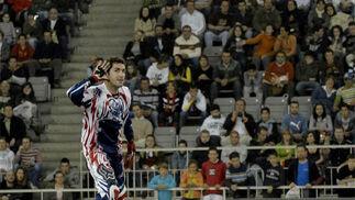 Galería gráfica: El freestyle llega de nuevo a Granada