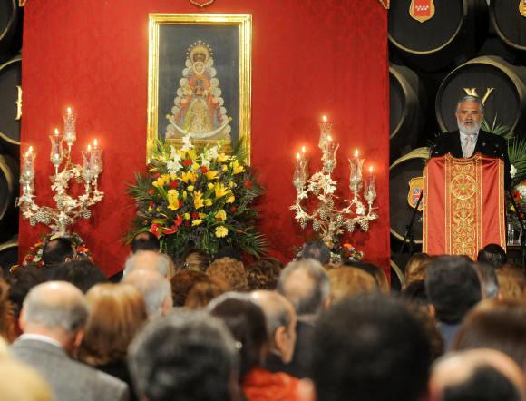 El Rocío, según Jesús Rodríguez