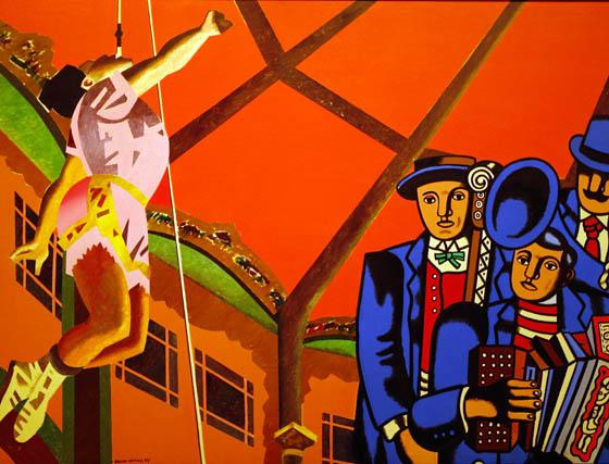 Pop-Art en el centro de Granada