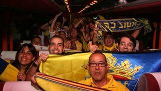 La marea amarilla se traslada a Alicante