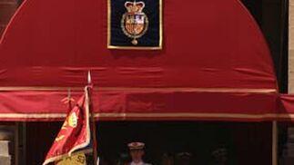 El Príncipe preside la entrega de despachos