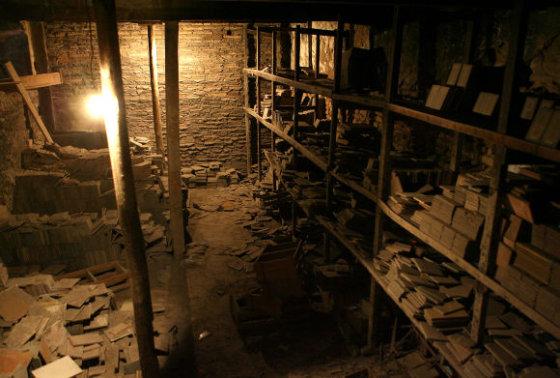 La fábrica de cerámica de Santa Ana