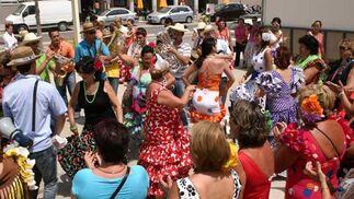 Día de la mujer en la Feria de San Fernando