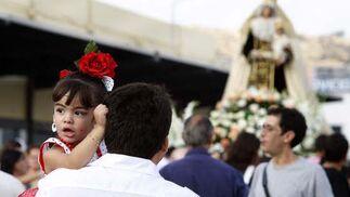 Galería gráfica: Procesión de la Virgen del Carmen