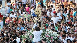 La Virgen marinera