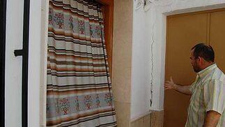 Dos viviendas desalojadas en Baena