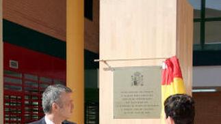 Inauguración de la nueva cárcel de Morón