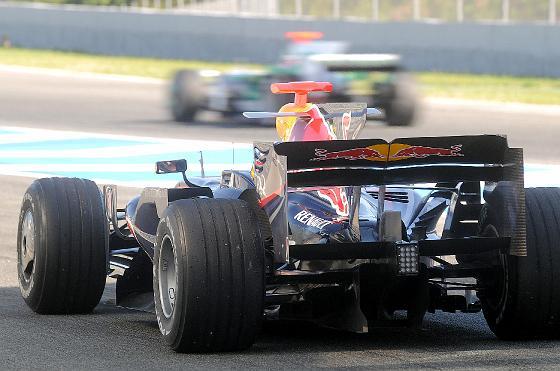 La Fórmula 1 volvió al Circuito