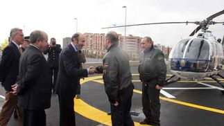 La Policía Nacional estrena sede en Granada