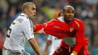 El Sevilla se antepone a un Madrid en crisis (3-4)