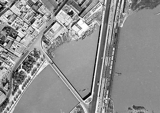 Puerto de Santa María, 39 años atrás