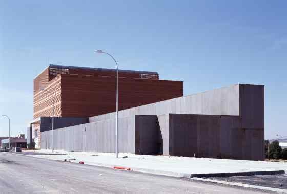 La arquitectura de Vázquez Consuegra