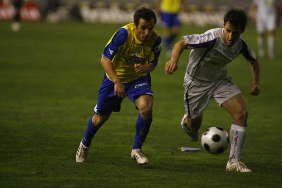 El Cádiz empata en su encuentro ante el Jaén (0-0)