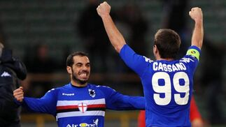 El Inter piensa en Cassano si se va Ibrahimovic