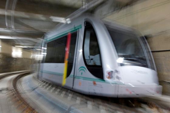 """Monteseirín asegura que el objetivo del Metro es """"acercar los barrios al centro"""""""