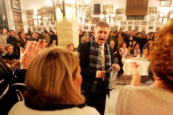 Jerez celebra sus últimas zambombas