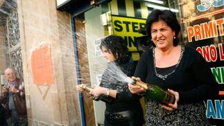 Las imágenes del Premio Gordo de la Lotería de Navidad