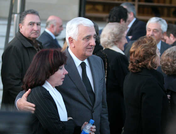Multitudinario adiós a Álvarez Colunga