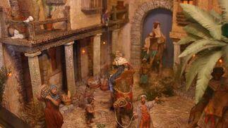 Tiempo de Belenes en Sevilla