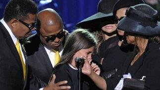 La madre de Michael Jackson obtendrá la custodia de sus nietos