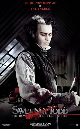 Sweeney todd. The demos arber of Fleet Street.  V.O.S. Auditorio Eduardo Ocón. 13 julio. 22:15 horas