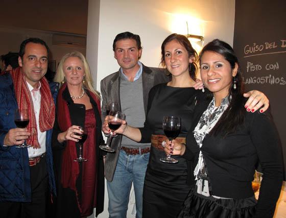 Nueva victoria inaugura su tercer restaurante - Restaurante gabi garcia ...