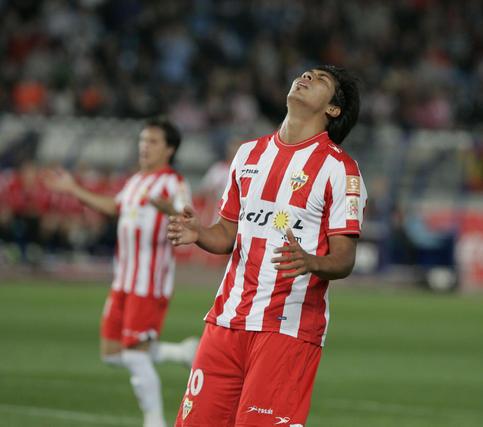 Las imágenes del Almería-Athletic