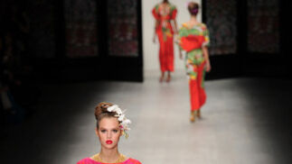 S/S 2013 - London Fashion Week