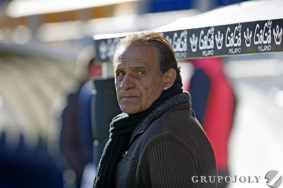 Ramón Blanco se estrenó en Carranza ante el Melilla.  Foto: Julio Gonzalez
