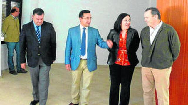 La sede de la oficina comarcal agraria abrir en noviembre for Oficina comarcal agraria