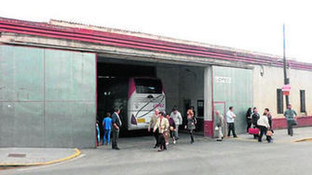 La nueva estaci n de autobuses se construir en el cerco for Medina motors pueblo co