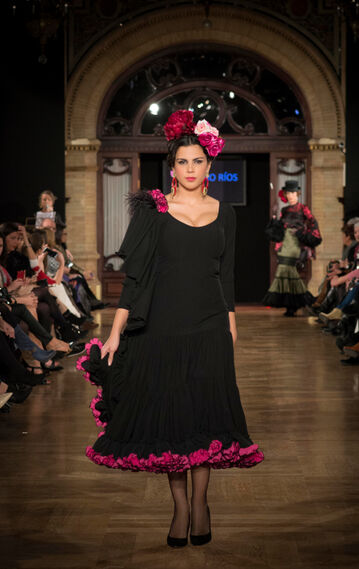 'La vie en rose' - We love flamenco 2015