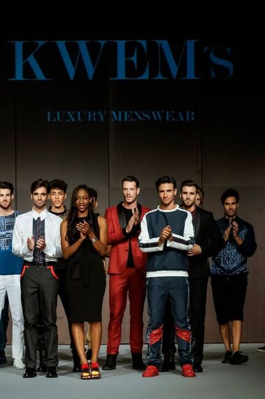 Kwem's - Luxury Mens Wear - Code 41 Trending Day
