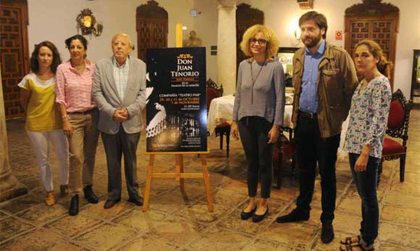 Don Juan Tenorio vuelve al Palacio de la Merced