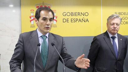 Resultado de imagen de El secretario de Estado de Seguridad, José Antonio Nieto foto