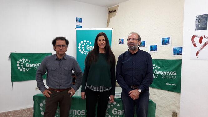 PSOE, IU y Ganemos defienden su pacto y arremeten contra Podemos