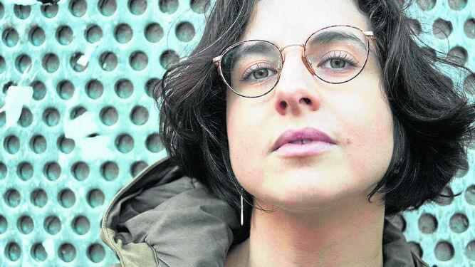 La escritora granadina, en una fotografía promocional reciente.