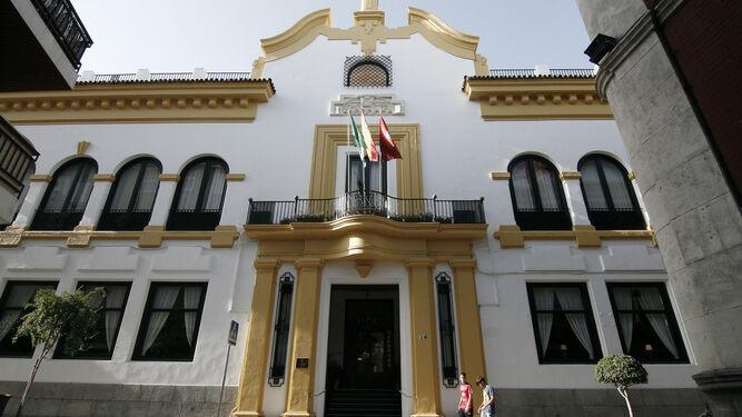 La Junta Declara Monumento El Real Círculo De La Amistad