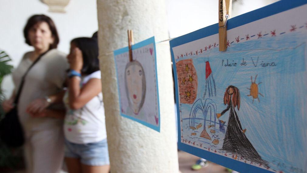 Entrega de los premios de Cuéntame Viana