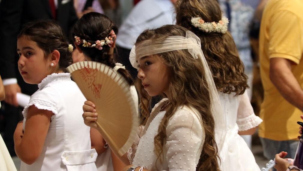 Las imágenes del Corpus en Córdoba