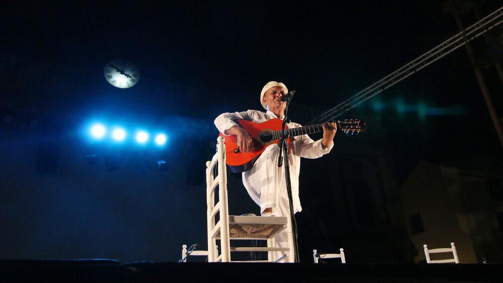 Las imágenes de la X Noche Blanca del Flamenco