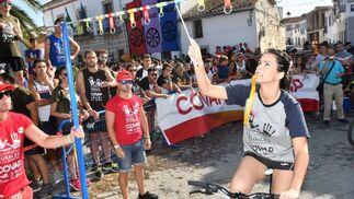 Las mejores imágenes de las Olimpiadas Rurales de Añora