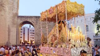 Procesiones de la Virgen del Carmen en Córdoba