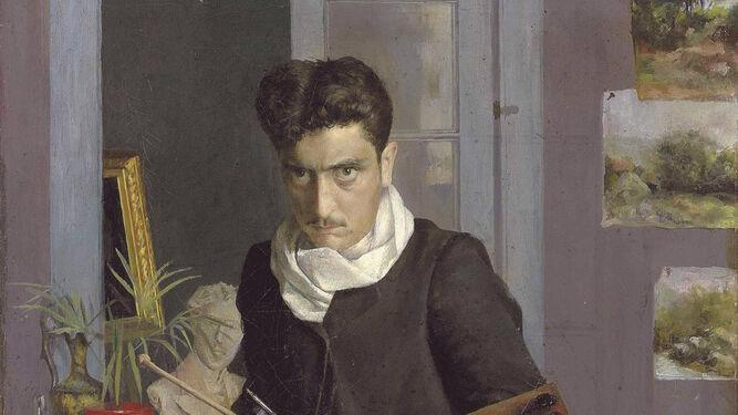 Romero de Torres y el cartel taurino de Belmez